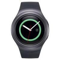 Смарт-часы Samsung SM-R720 (Gear S2 Sports) Black (SM-R7200ZKASEK)