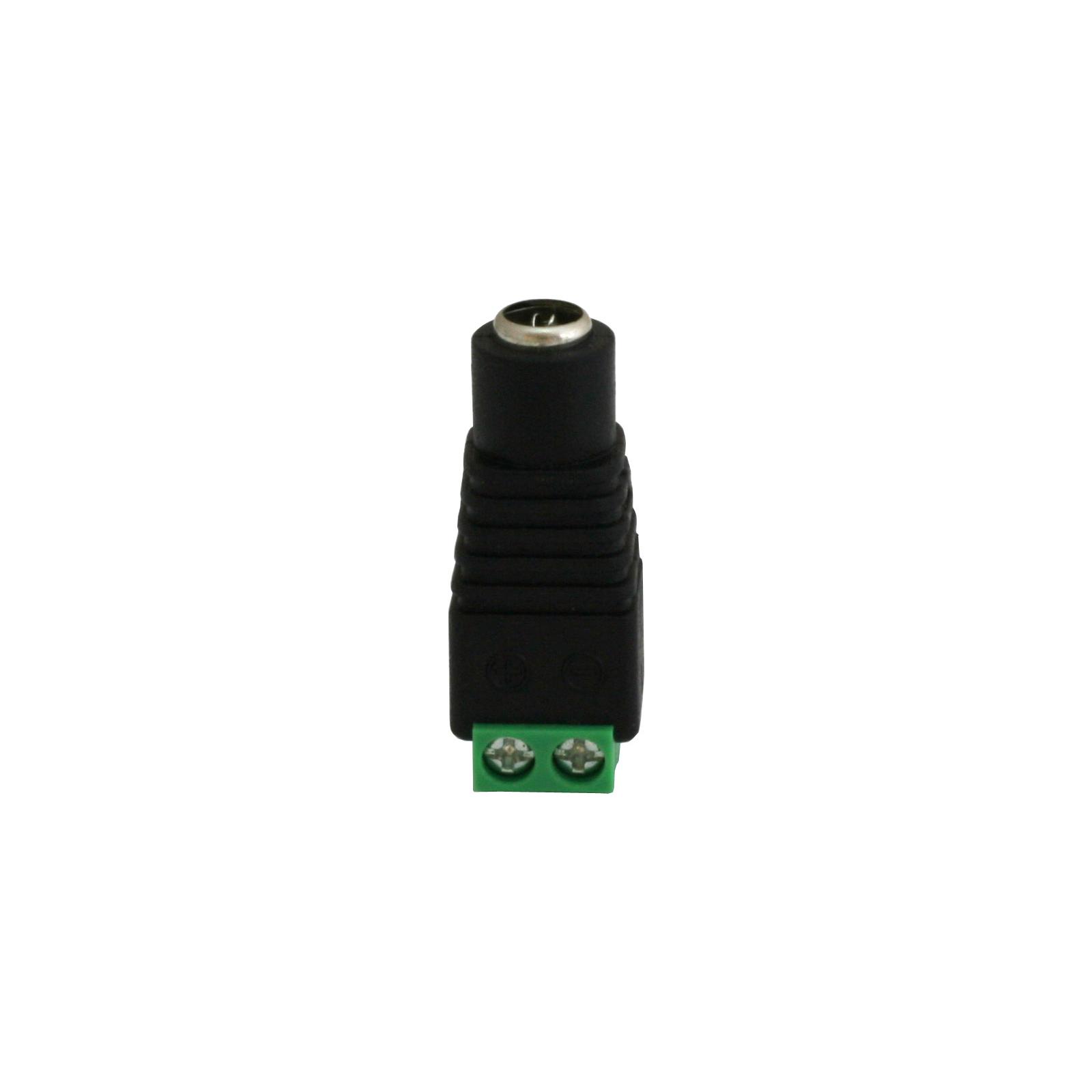 Коннектор GreenVision GV-DC female, 10 шт. (3746) изображение 3