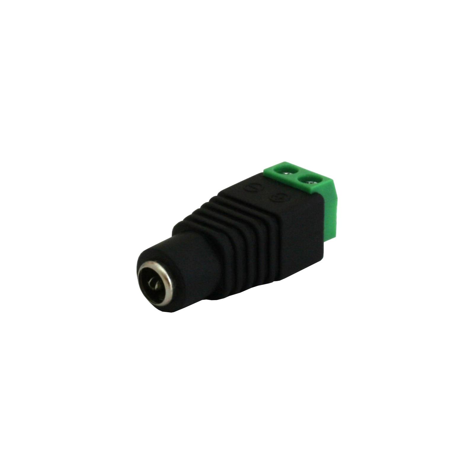 Коннектор GreenVision GV-DC female, 10 шт. (3746)