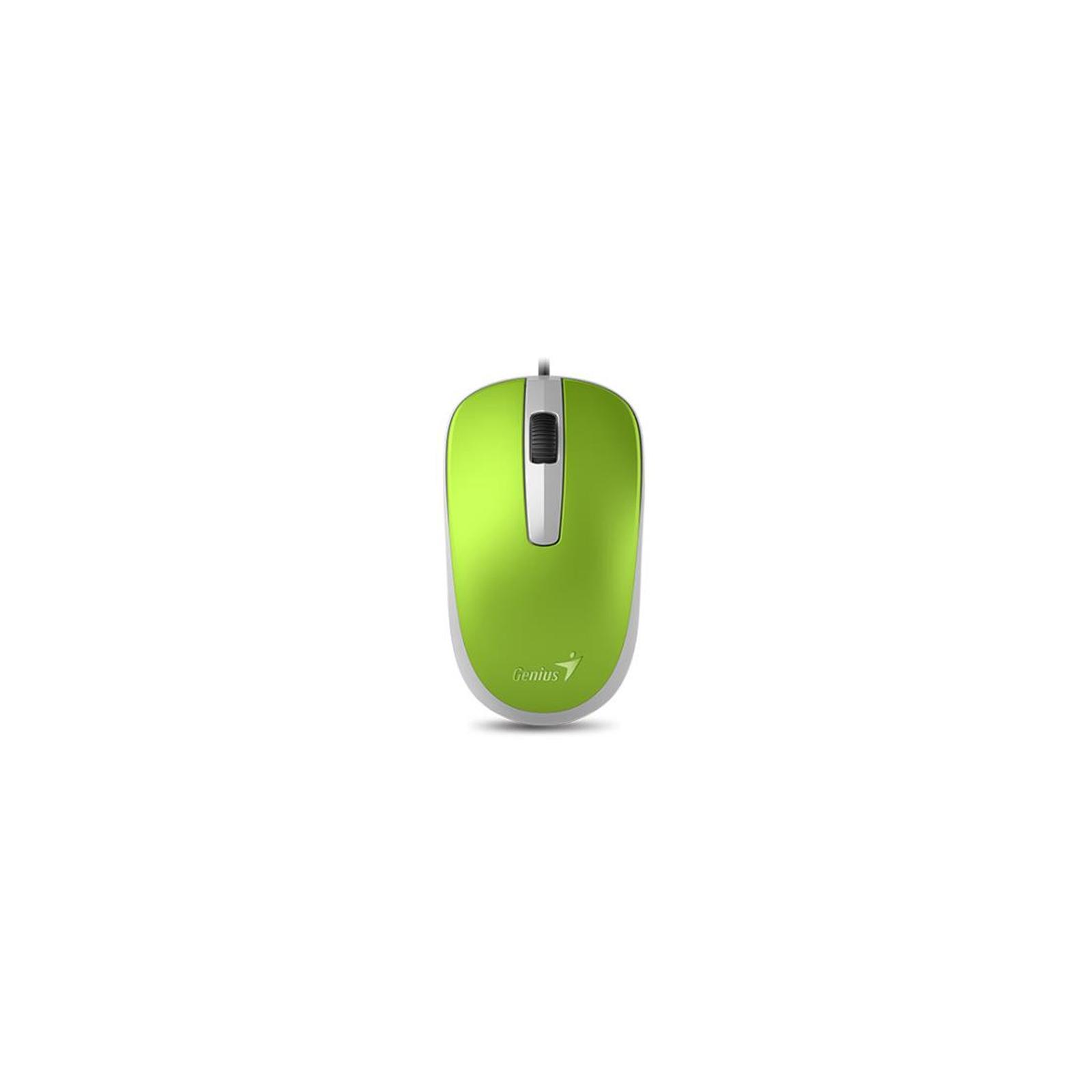Мышка Genius DX-120 USB Red (31010105104) изображение 2