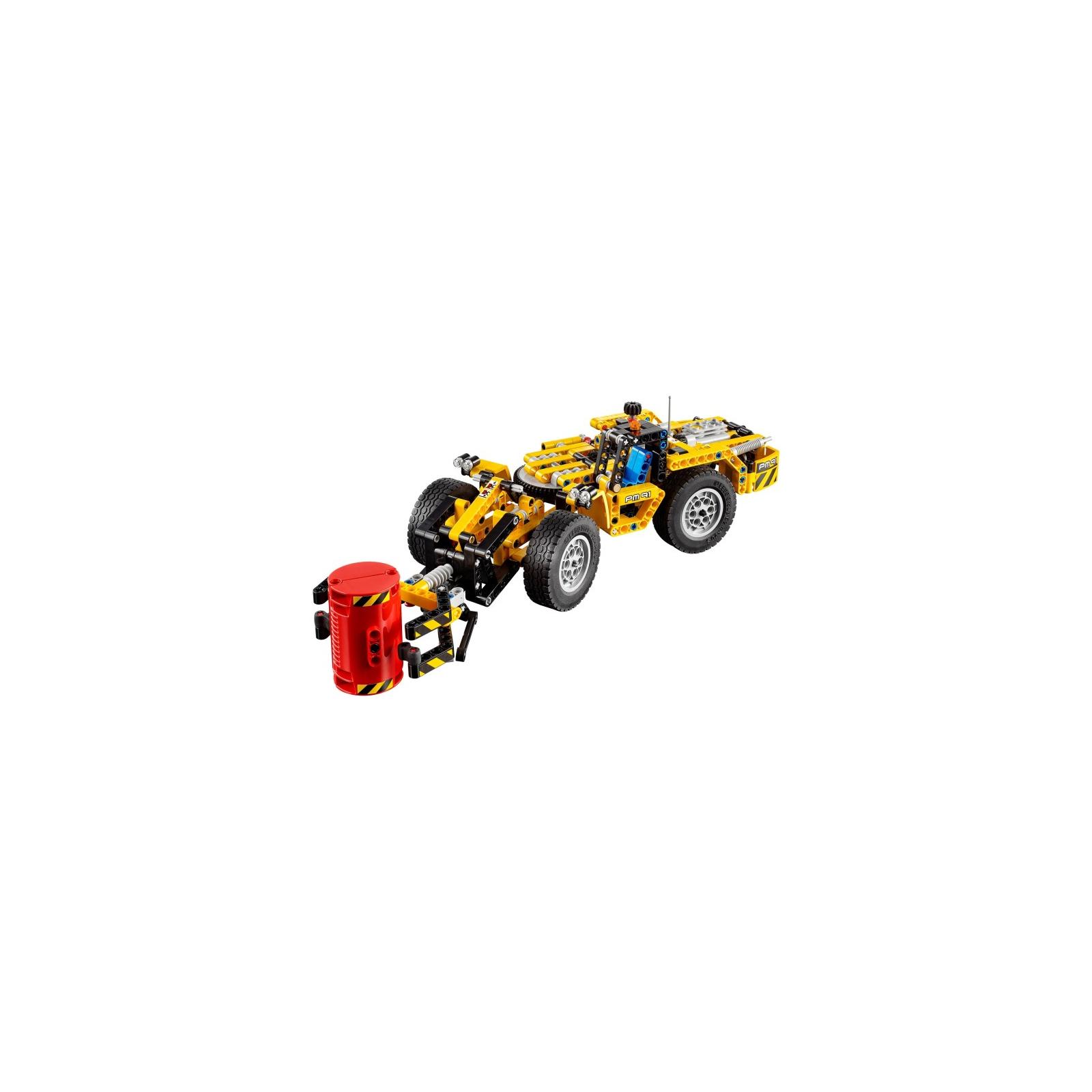 Конструктор LEGO Technic Карьерный погрузчик (42049) изображение 2