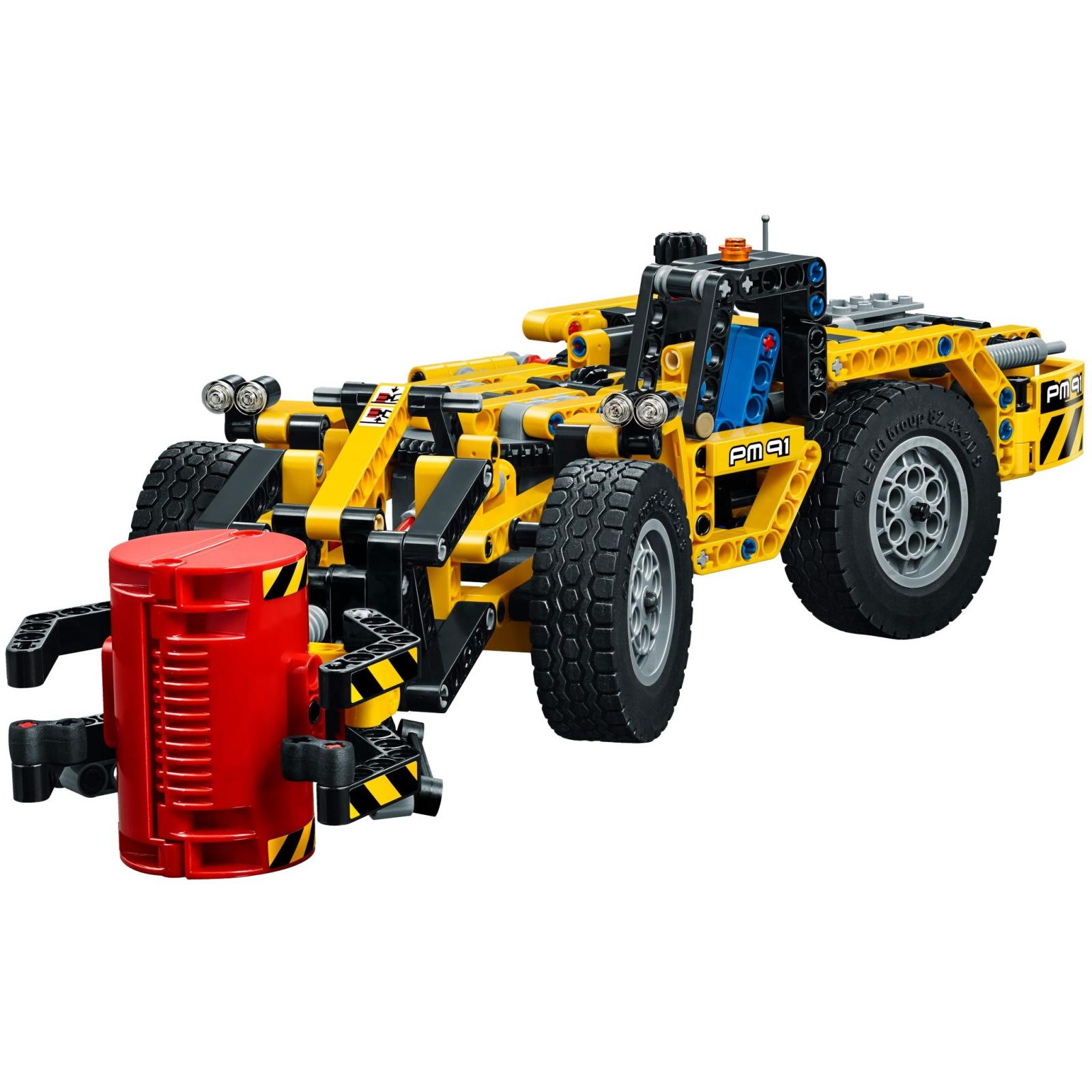 Конструктор LEGO Technic Карьерный погрузчик (42049) изображение 3