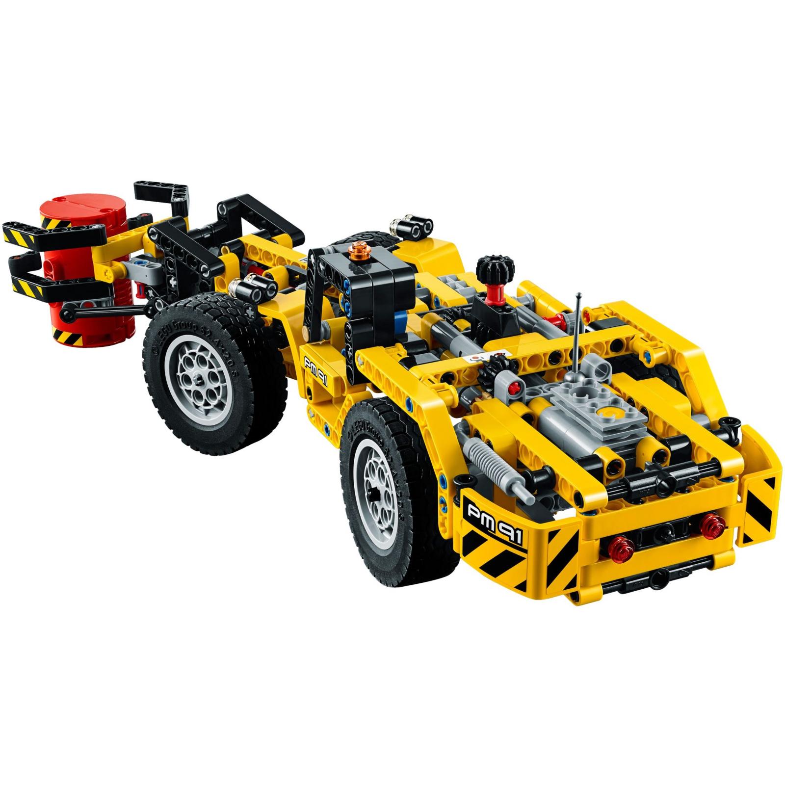 Конструктор LEGO Technic Карьерный погрузчик (42049) изображение 4