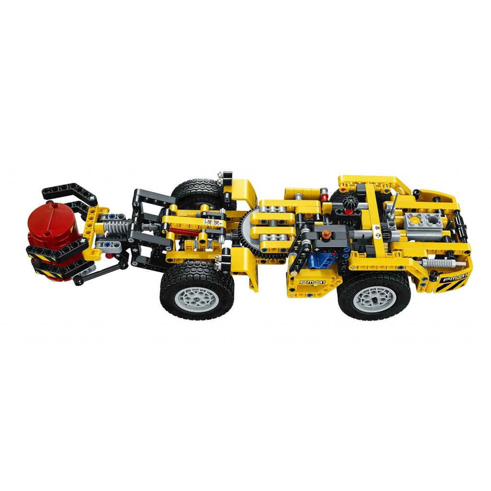Конструктор LEGO Technic Карьерный погрузчик (42049) изображение 5