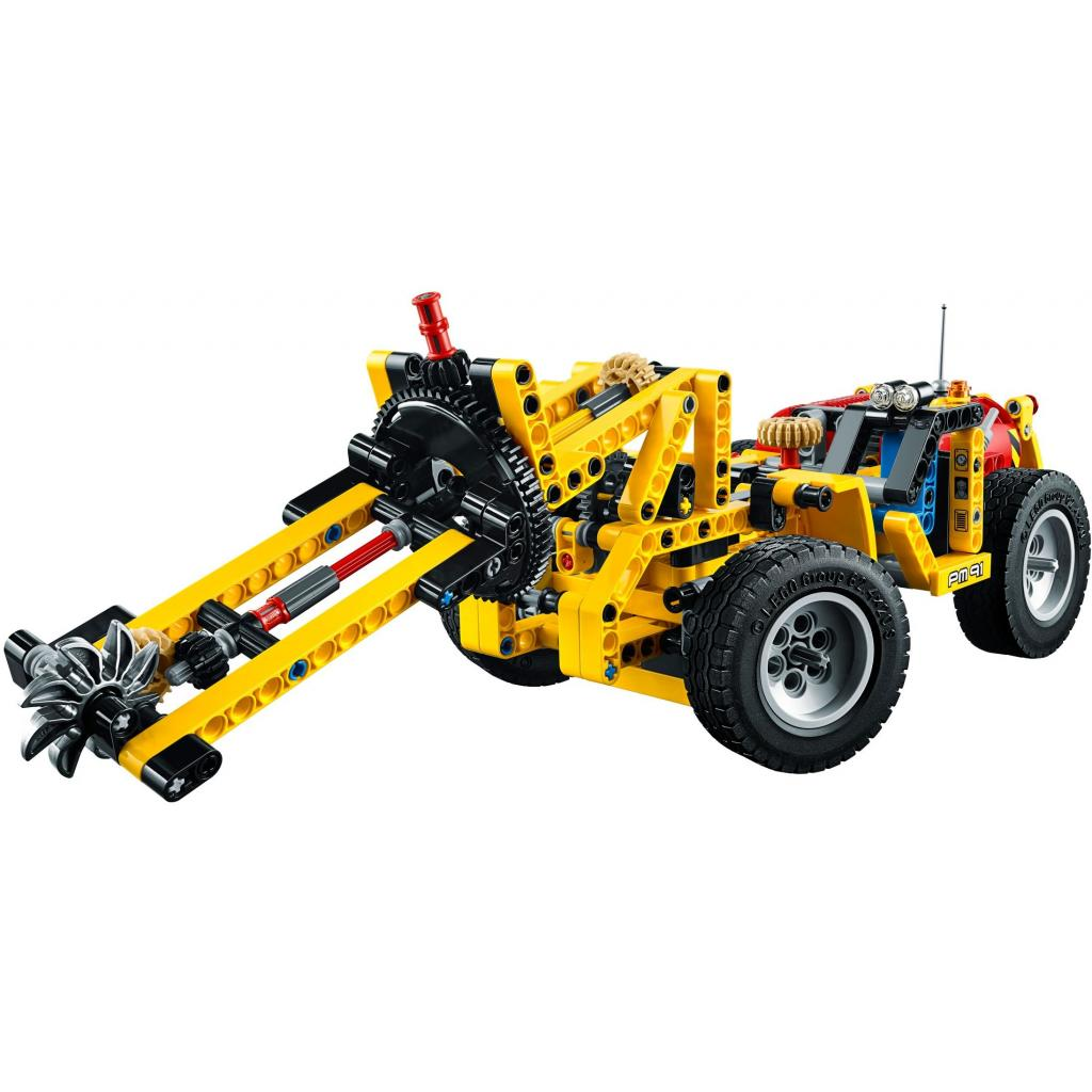 Конструктор LEGO Technic Карьерный погрузчик (42049) изображение 6