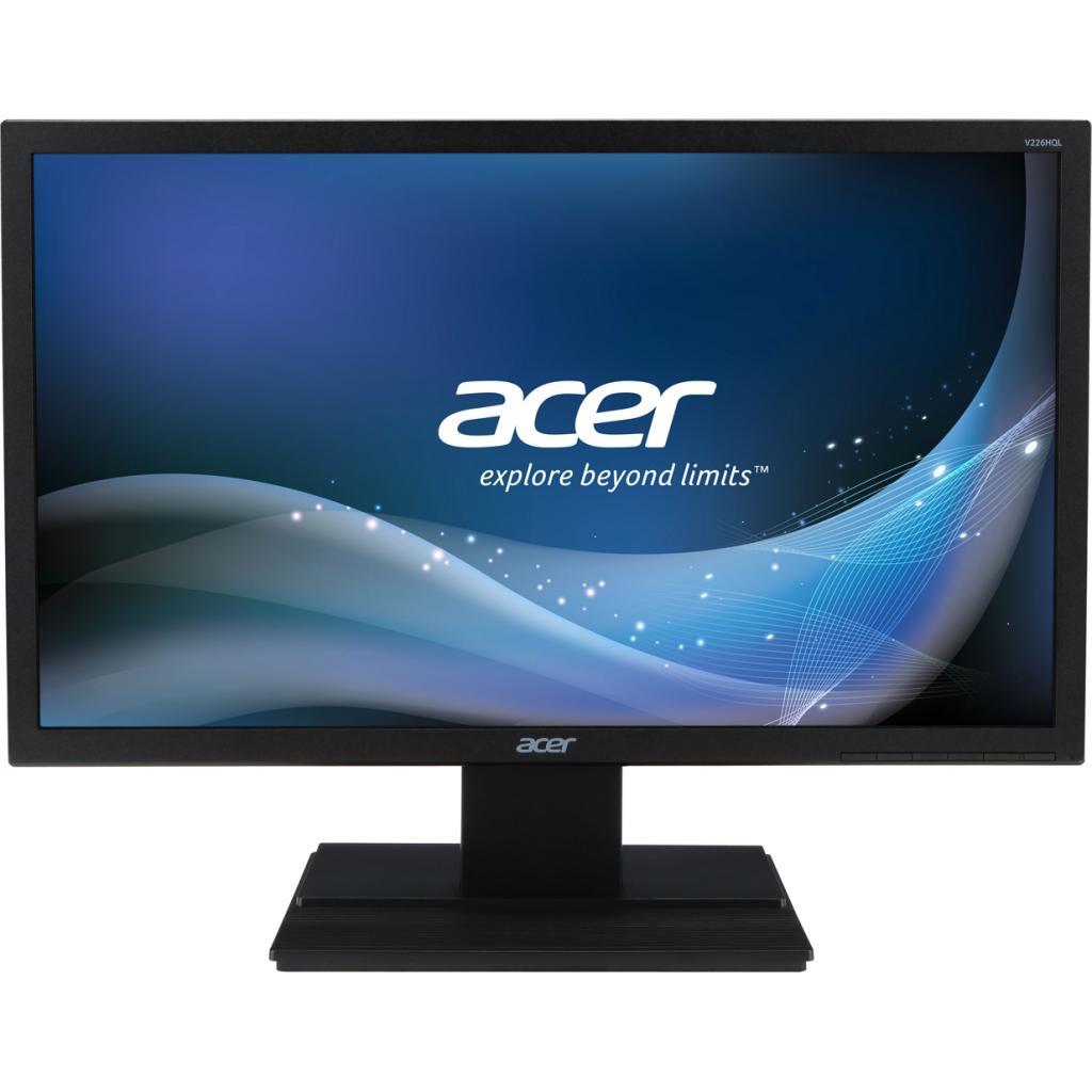 Монитор Acer V246HQLABD (UM.UV6EE.A01 / UM.UV6EE.A02)