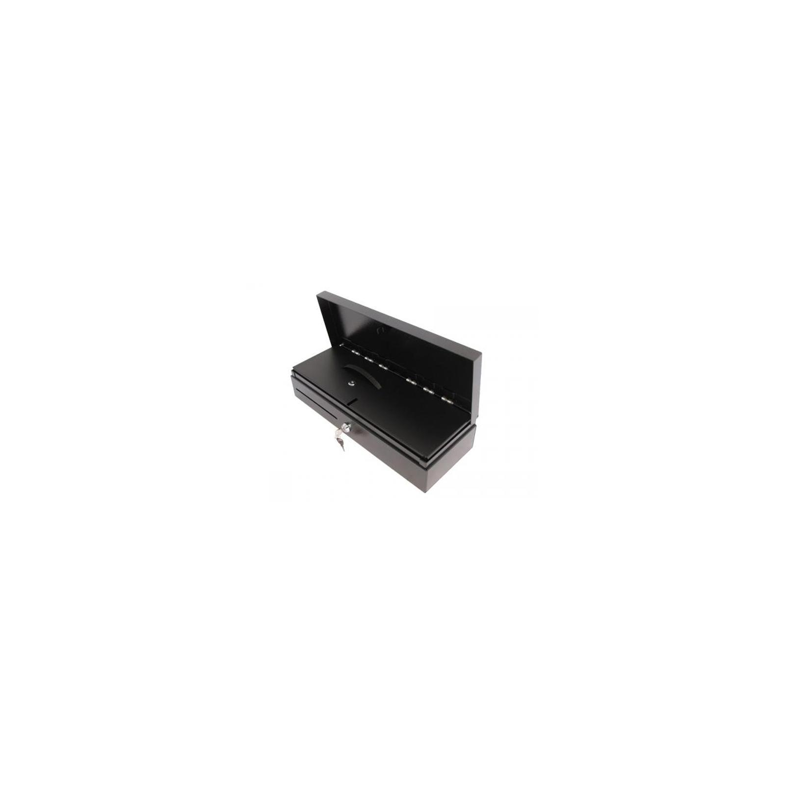 Денежный ящик HPC System HPC-460 FT Bk 12V изображение 2