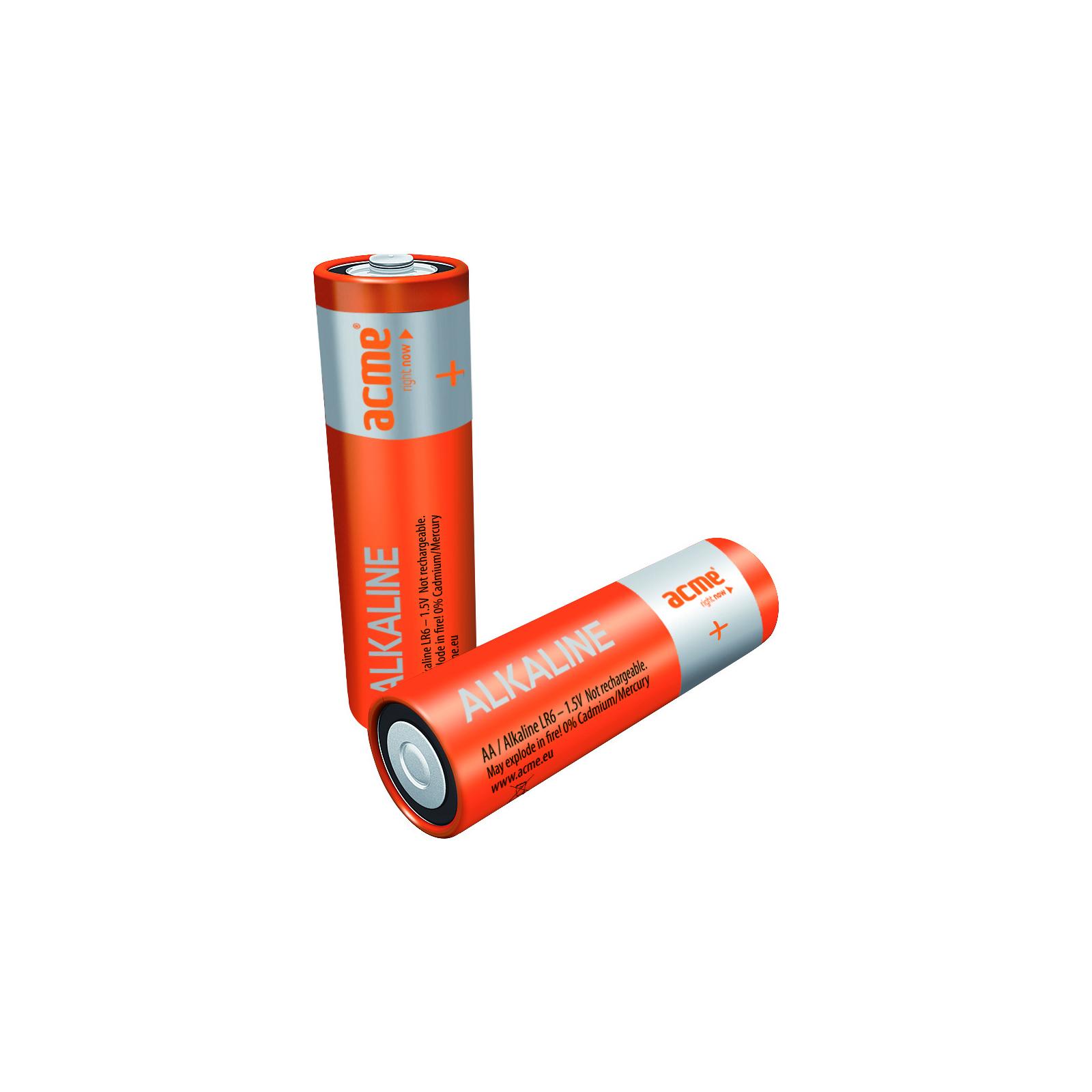 Батарейка ACME AA Alcaline * 4 (4770070855973) изображение 2