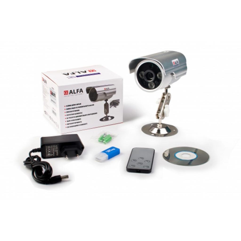 Комплект видеонаблюдения ALFA Agent 006TV