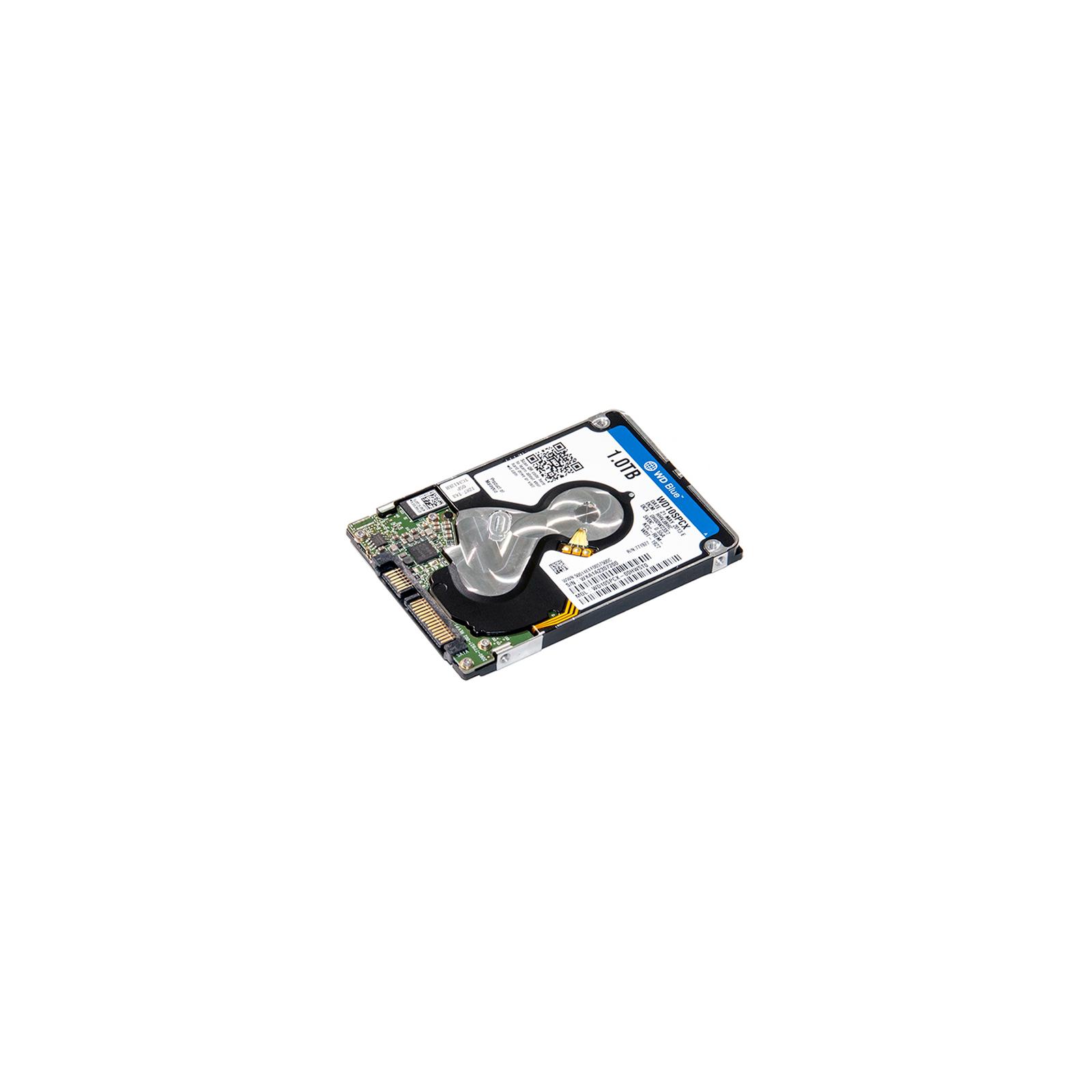 """Жесткий диск для ноутбука 2.5"""" 1TB Western Digital (WD10SPCX) изображение 3"""