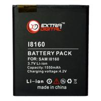 Аккумуляторная батарея EXTRADIGITAL Samsung GT-i8160 Galaxy Ace 2 (1550 mAh) (BMS6301)