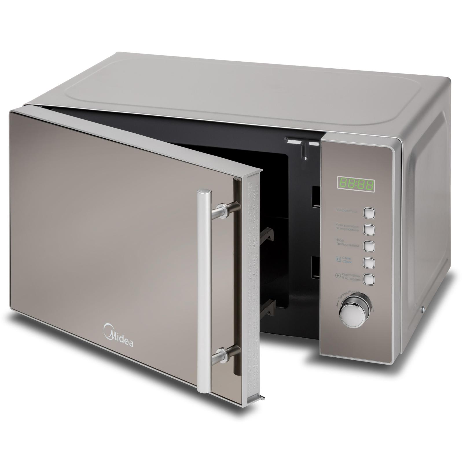 Микроволновая печь Midea AM820CMF изображение 4