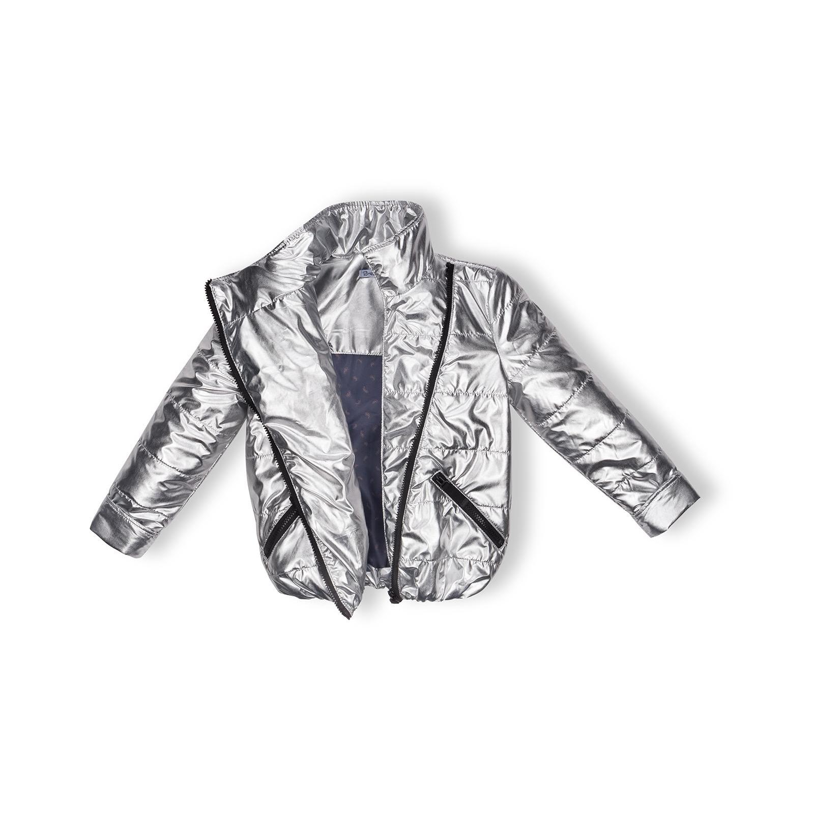 Куртка Brilliant демисезонная (1001-152G-silver) изображение 5