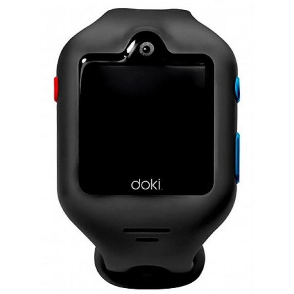 Смарт-часы Doki Watch S Shark Grey с GPS (DOKIWATCH-2101-SG) изображение 2