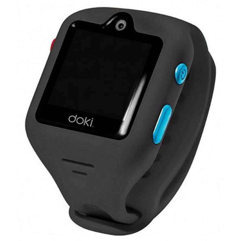 Смарт-часы Doki Watch S Shark Grey с GPS (DOKIWATCH-2101-SG)