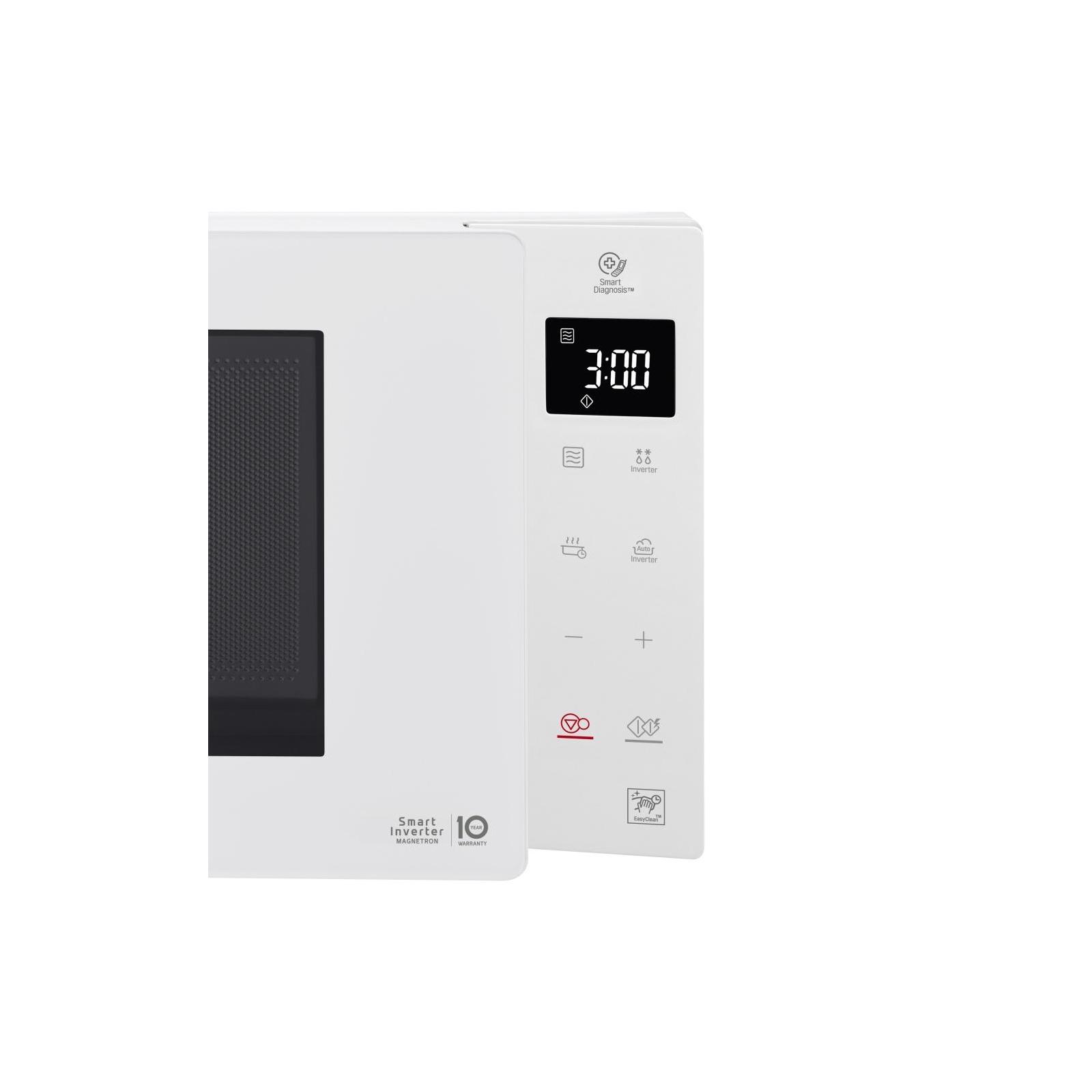 Микроволновая печь LG MS2336GIH изображение 8