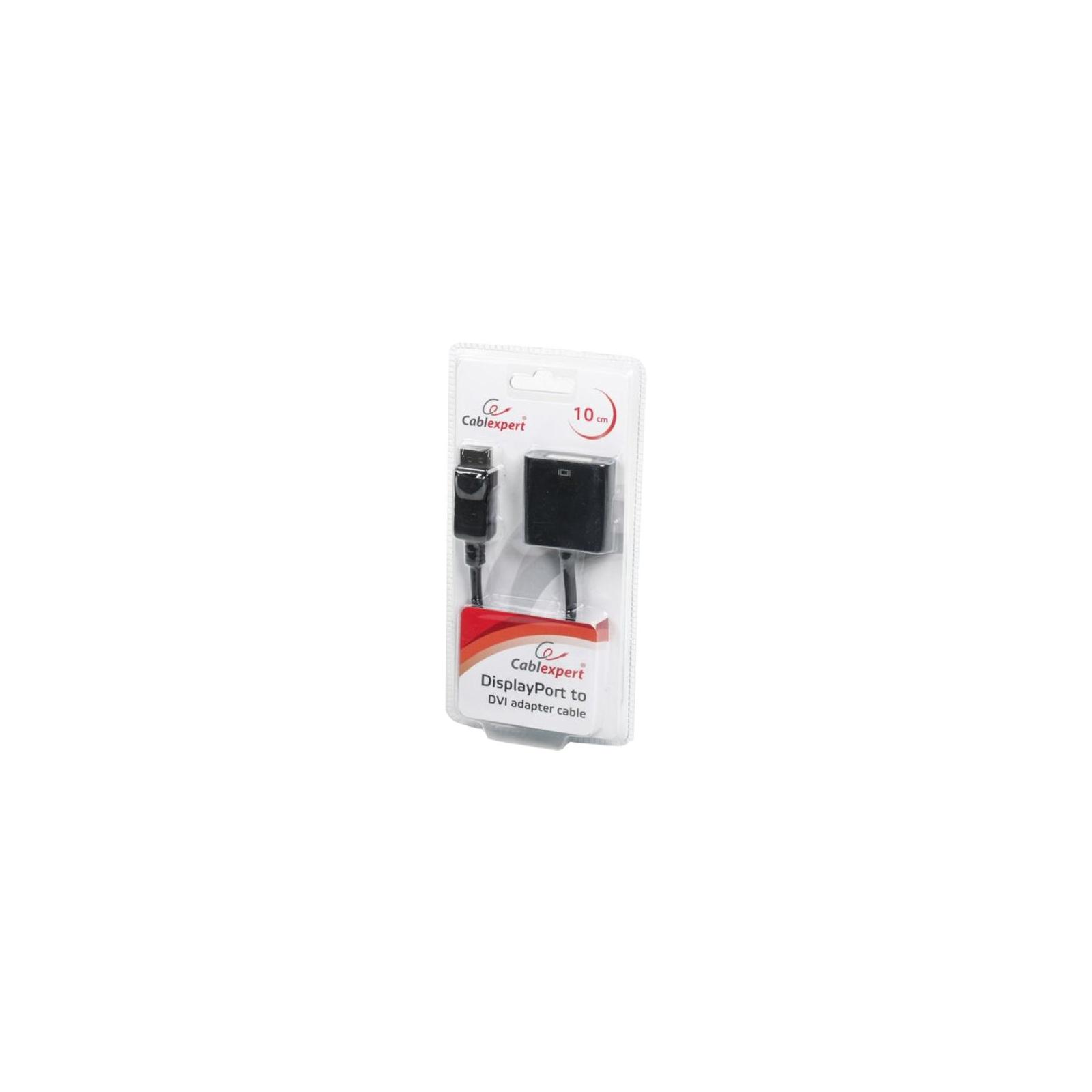 Переходник DisplayPort на DVI Cablexpert (AB-DPM-DVIF-002) изображение 3
