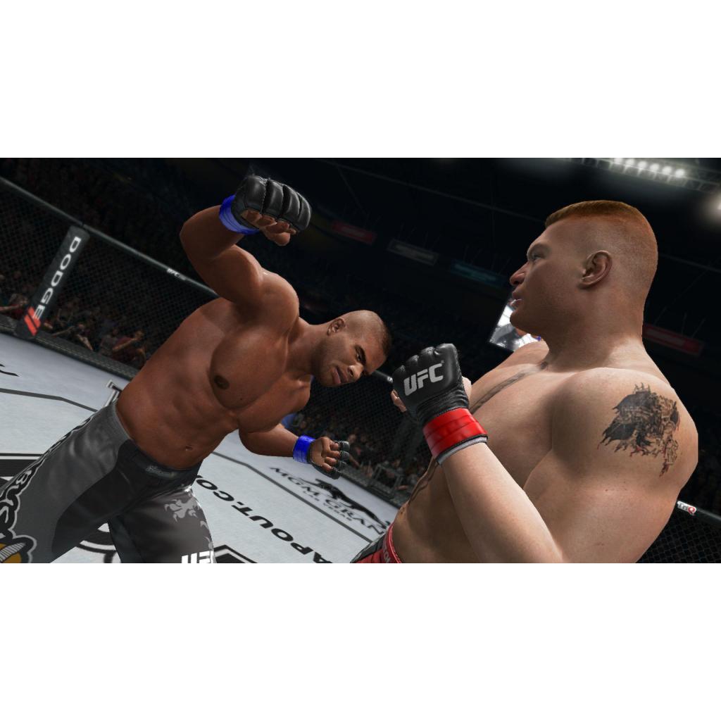 Игра SONY EA SPORTS UFC 3 [PS4, Russian version] Blu-ray диск (3121596) изображение 2