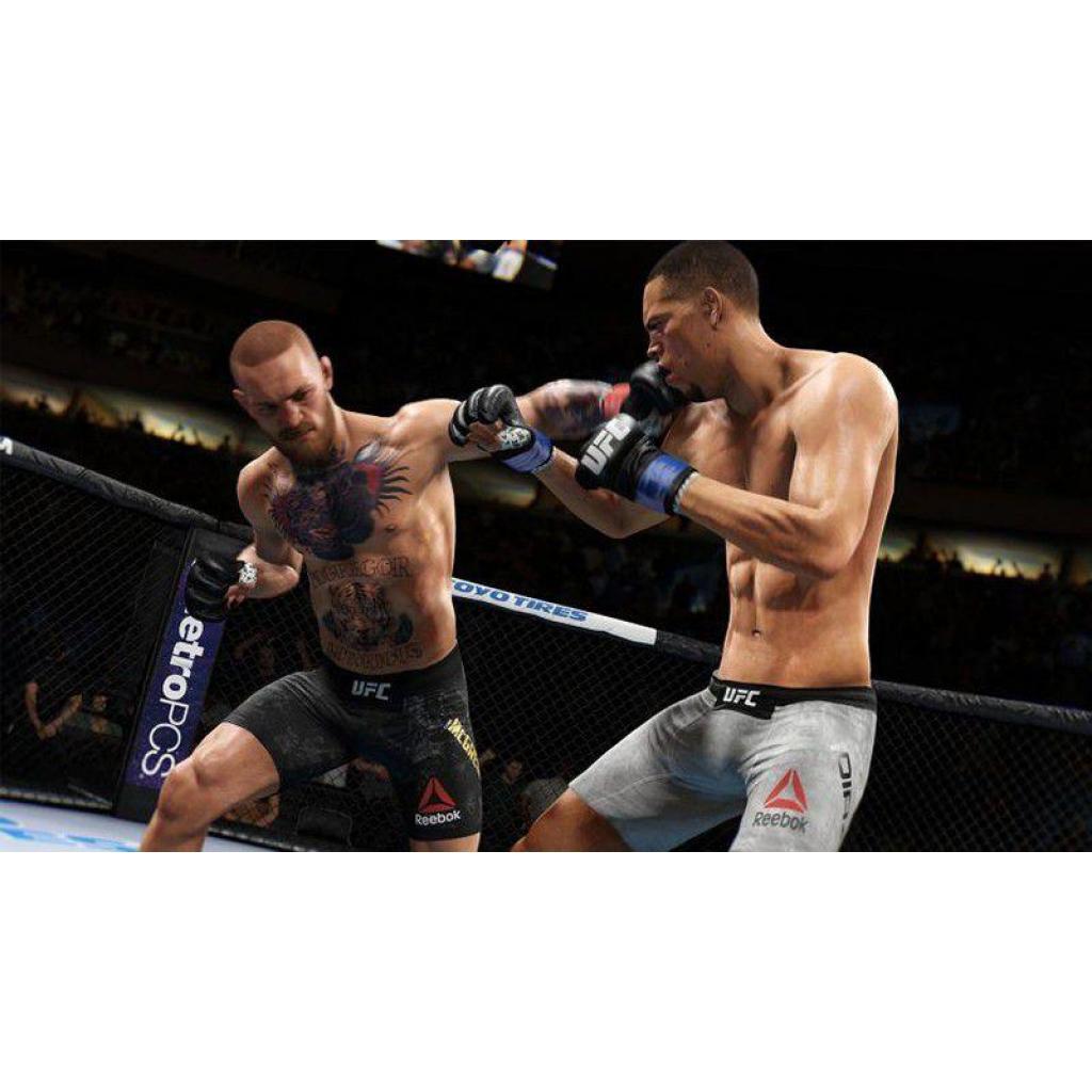 Игра SONY EA SPORTS UFC 3 [PS4, Russian version] Blu-ray диск (3121596) изображение 3