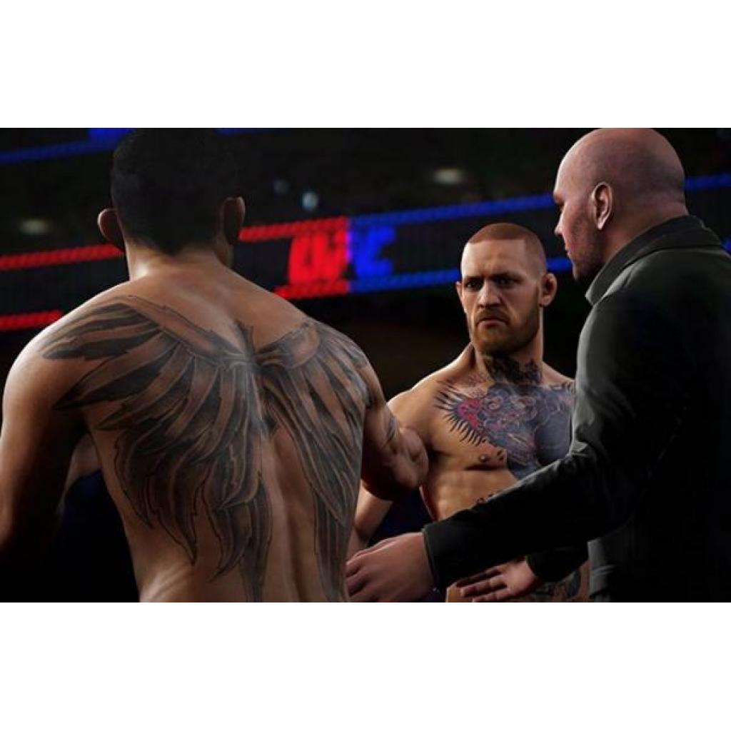 Игра SONY EA SPORTS UFC 3 [PS4, Russian version] Blu-ray диск (3121596) изображение 4