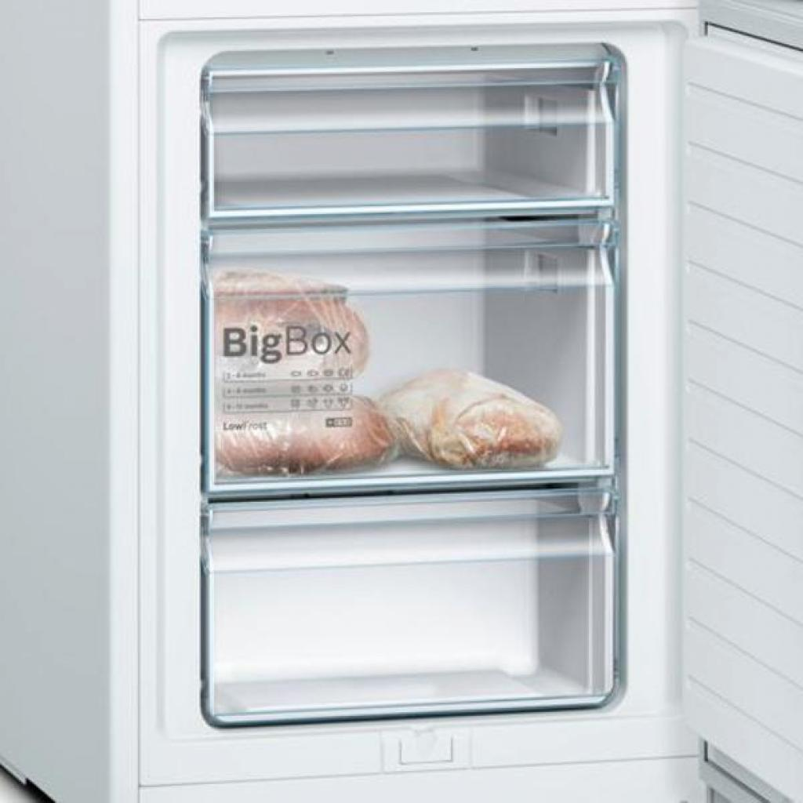 Холодильник BOSCH HA KGV39VW316 изображение 4