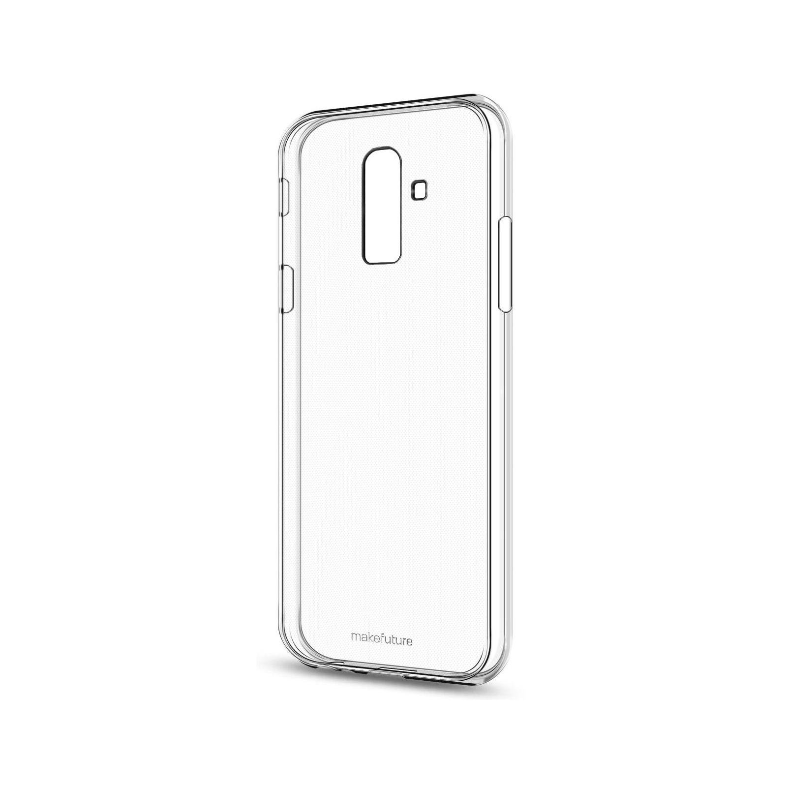 Чехол для моб. телефона MakeFuture Air Case (TPU) Samsung J8 2018 Clear (MCA-SJ818CL)