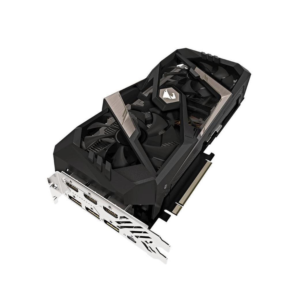 Видеокарта GIGABYTE GeForce RTX2080 Ti 11Gb AORUS (GV-N208TAORUS-11GC) изображение 3