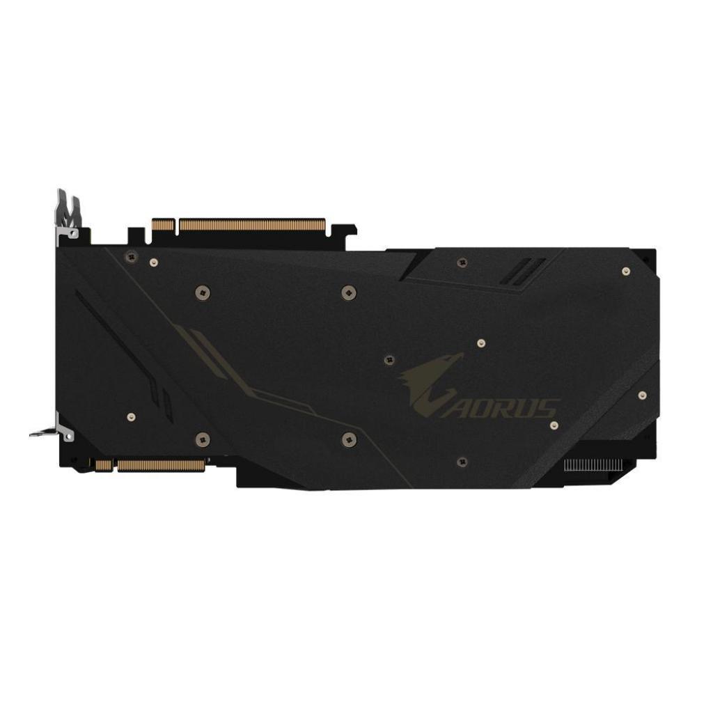 Видеокарта GIGABYTE GeForce RTX2080 Ti 11Gb AORUS (GV-N208TAORUS-11GC) изображение 8