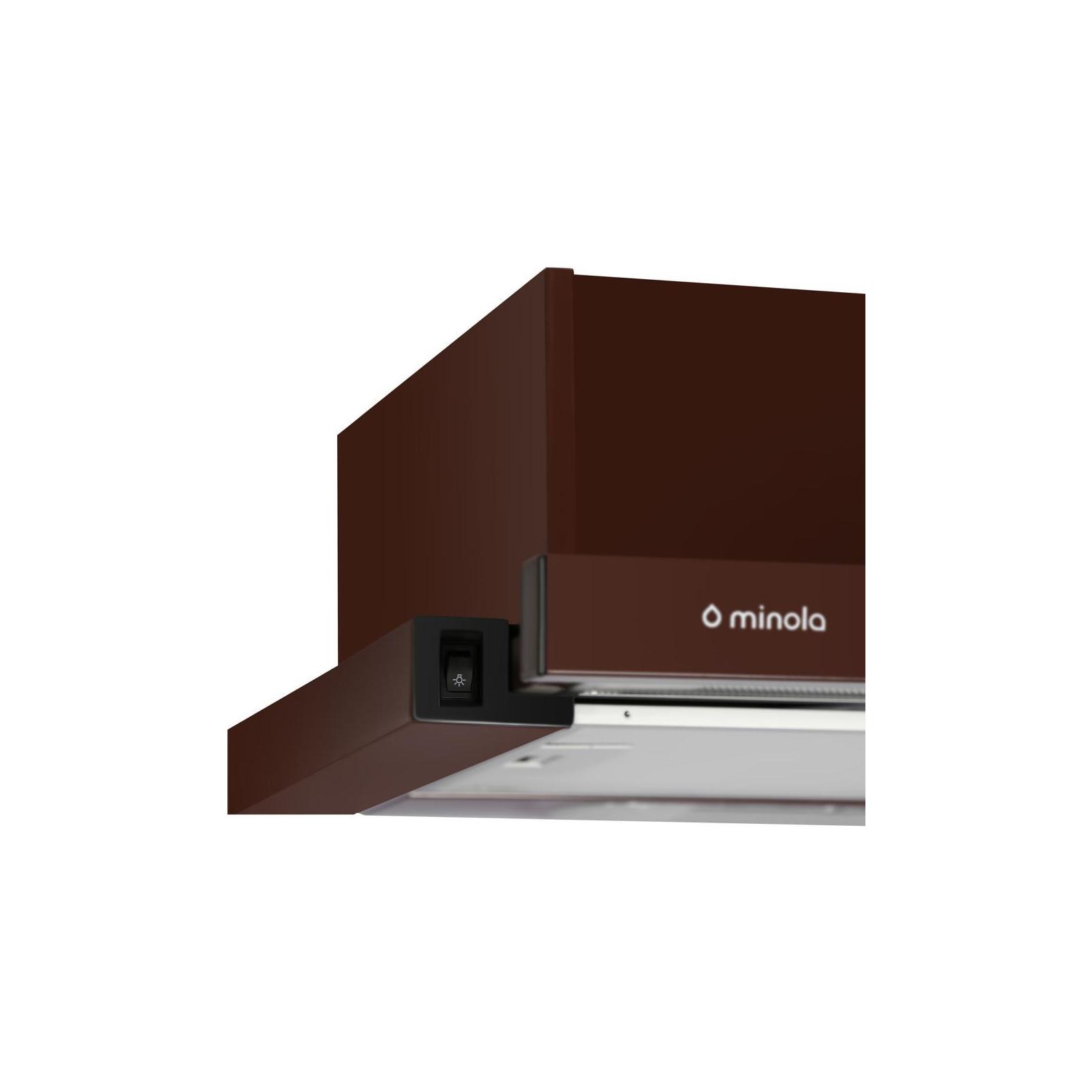 Вытяжка кухонная MINOLA HTL 6010 BR 430 изображение 4