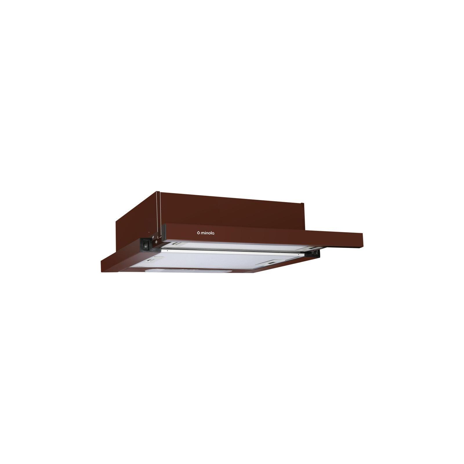 Вытяжка кухонная MINOLA HTL 6010 BR 430
