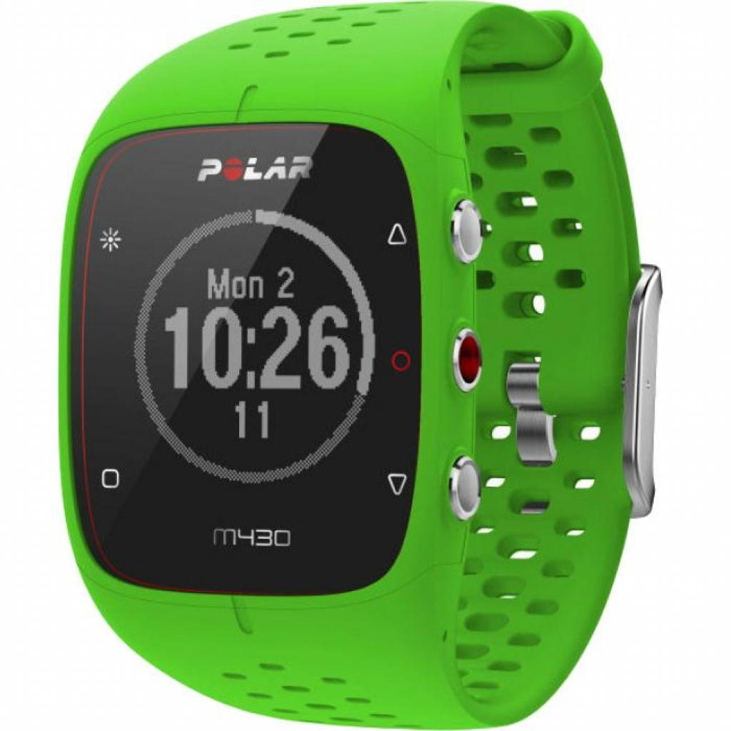 Смарт-часы Polar M430 GPS for Android/iOS Green (90070085) изображение 3