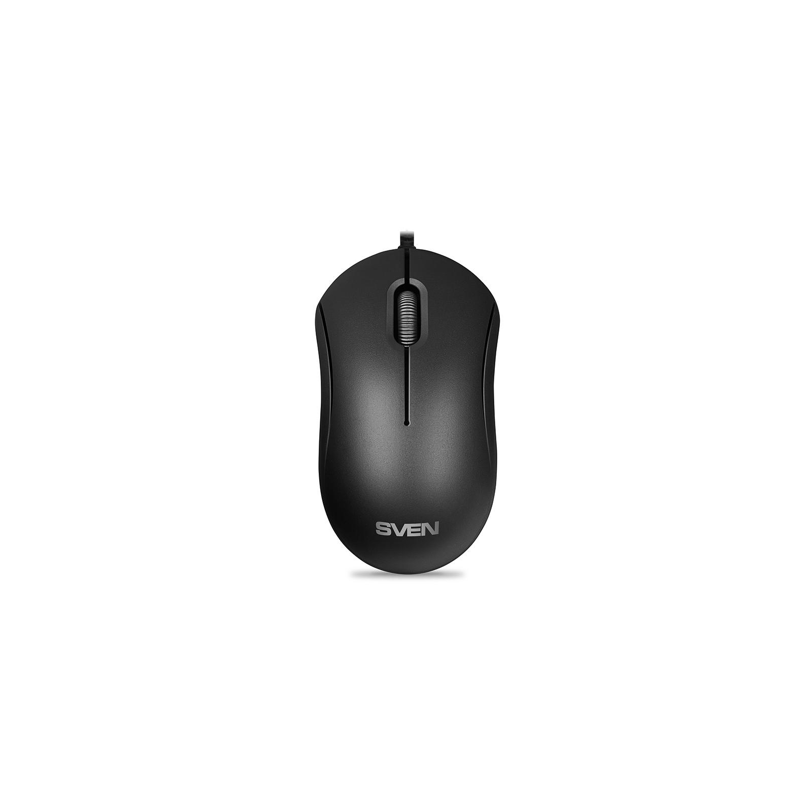 Мышка Sven RX-60 Black изображение 2