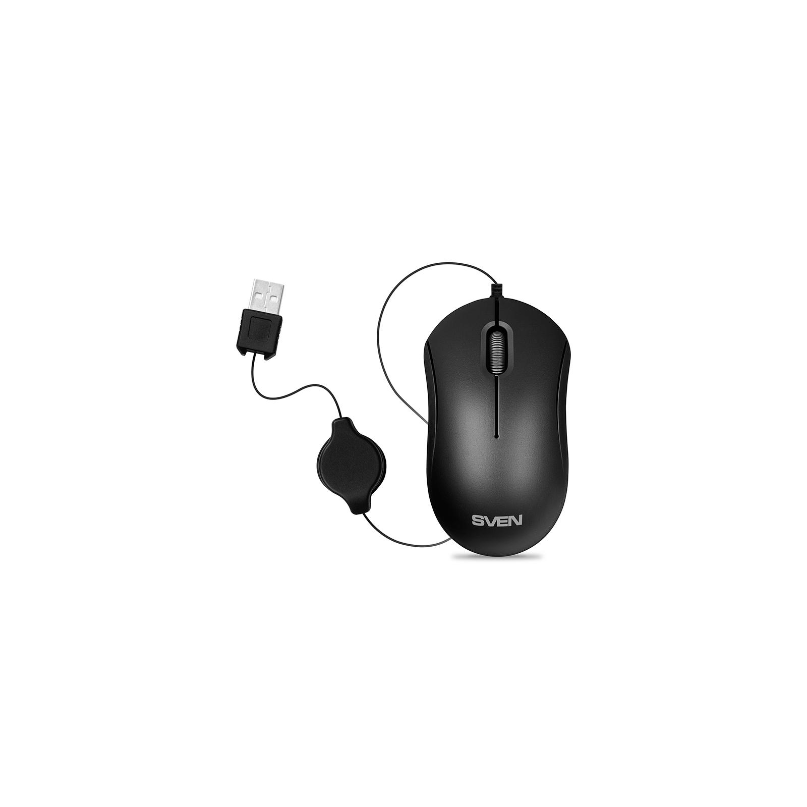 Мышка Sven RX-60 Black изображение 7