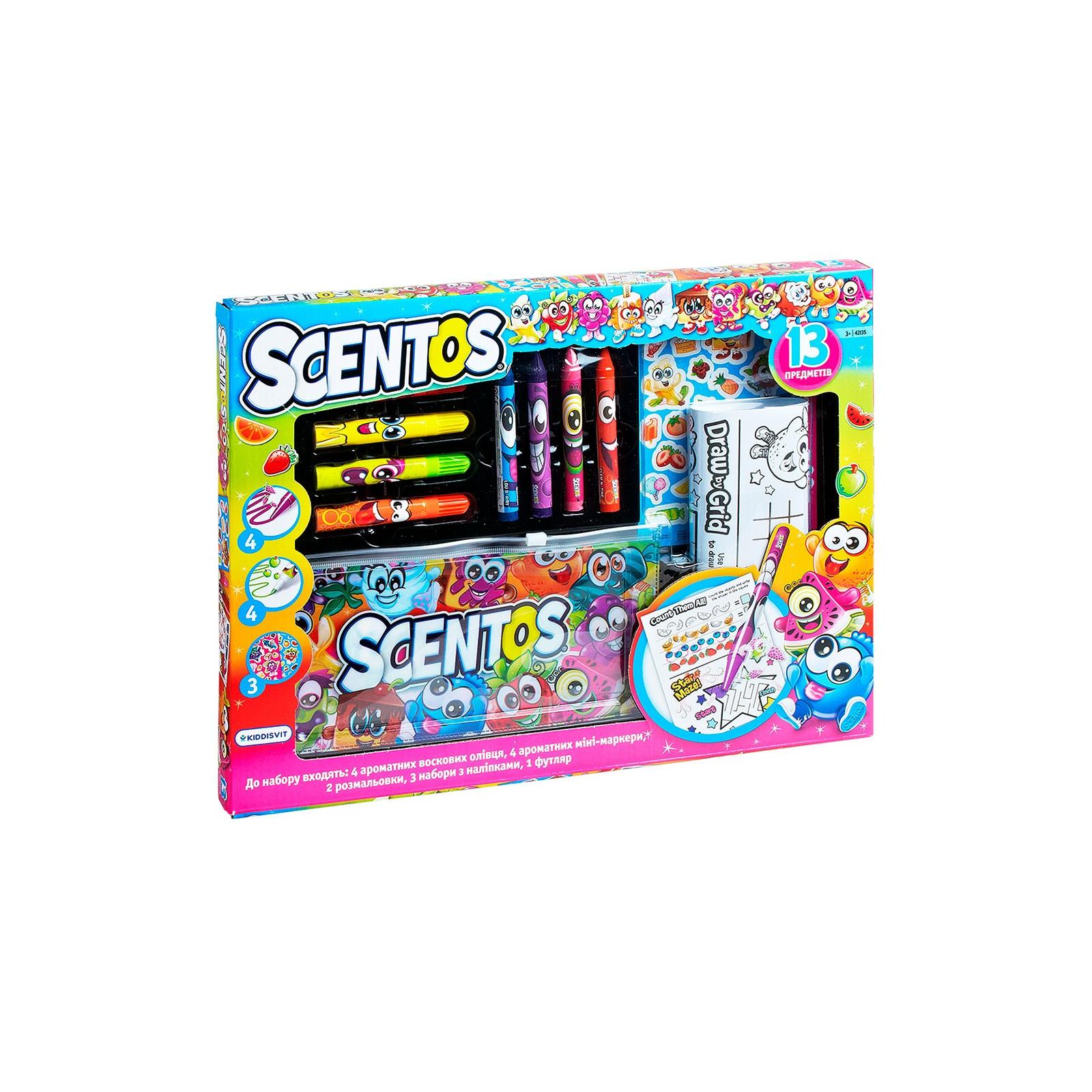 Набор для творчества Scentos Забавная компания (42135)