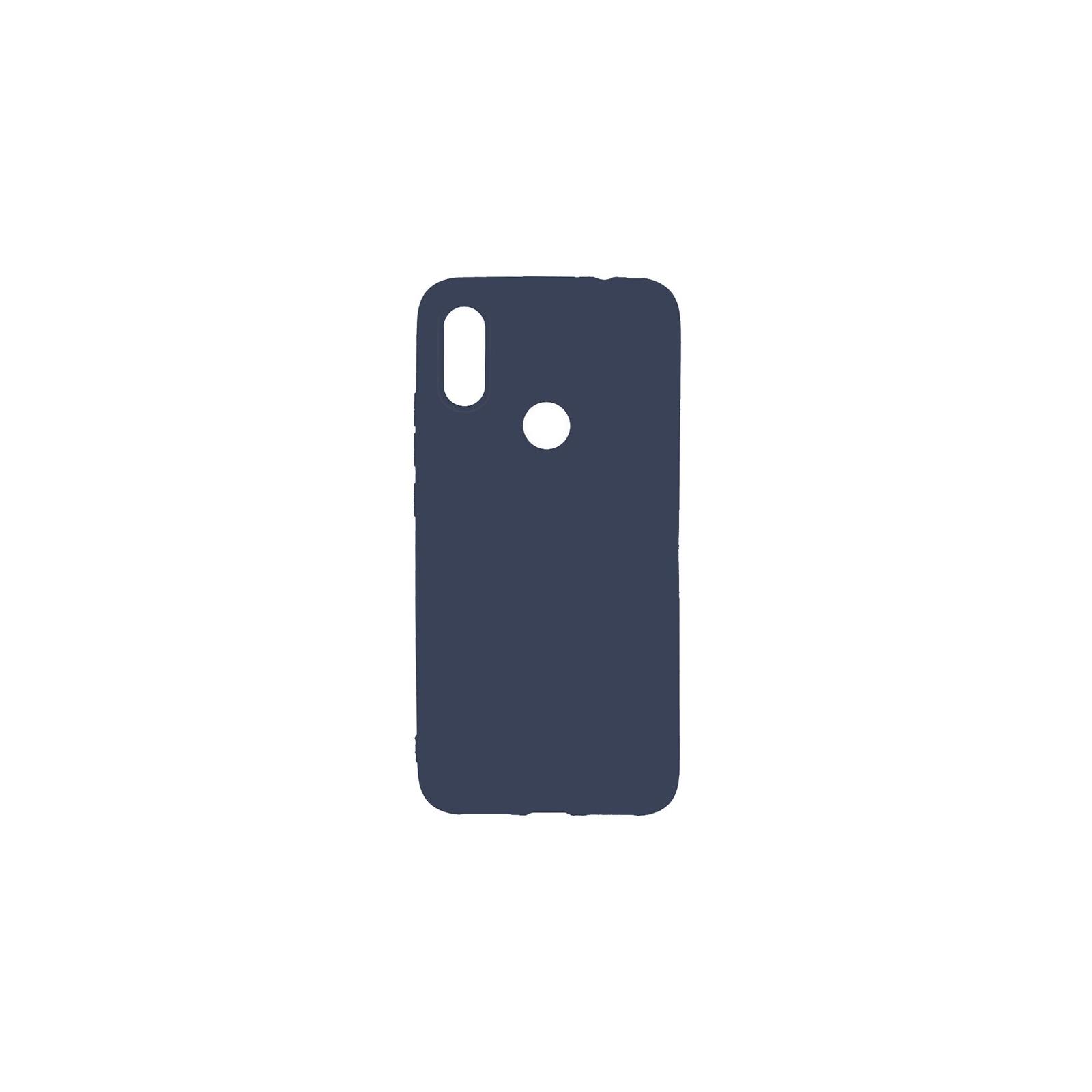 Чехол для моб. телефона Toto 1mm Matt TPU Case Xiaomi Redmi 7 Navy Blue (F_94090)