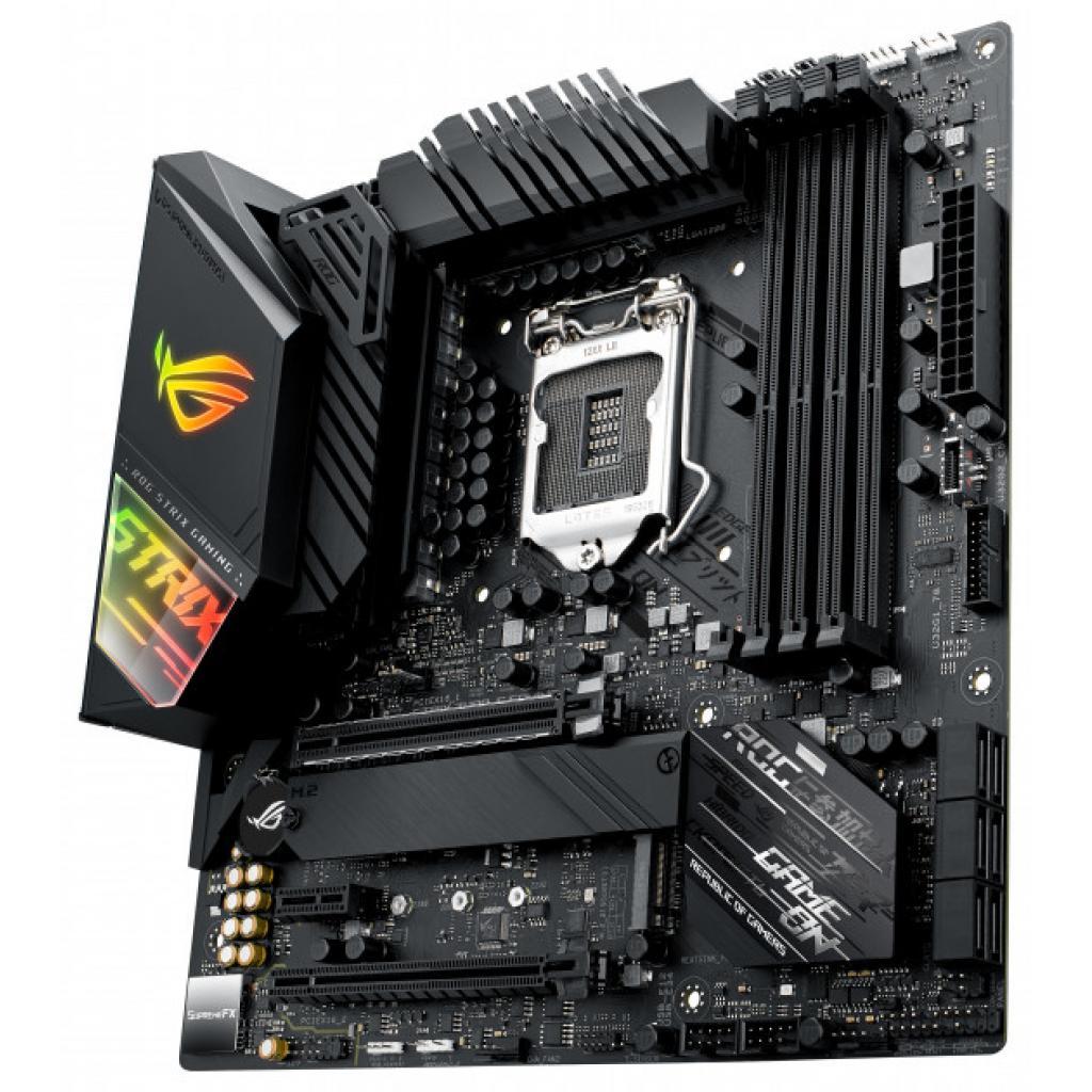 Материнська плата ASUS ROG STRIX Z490-G GAMING WI-FI зображення 7