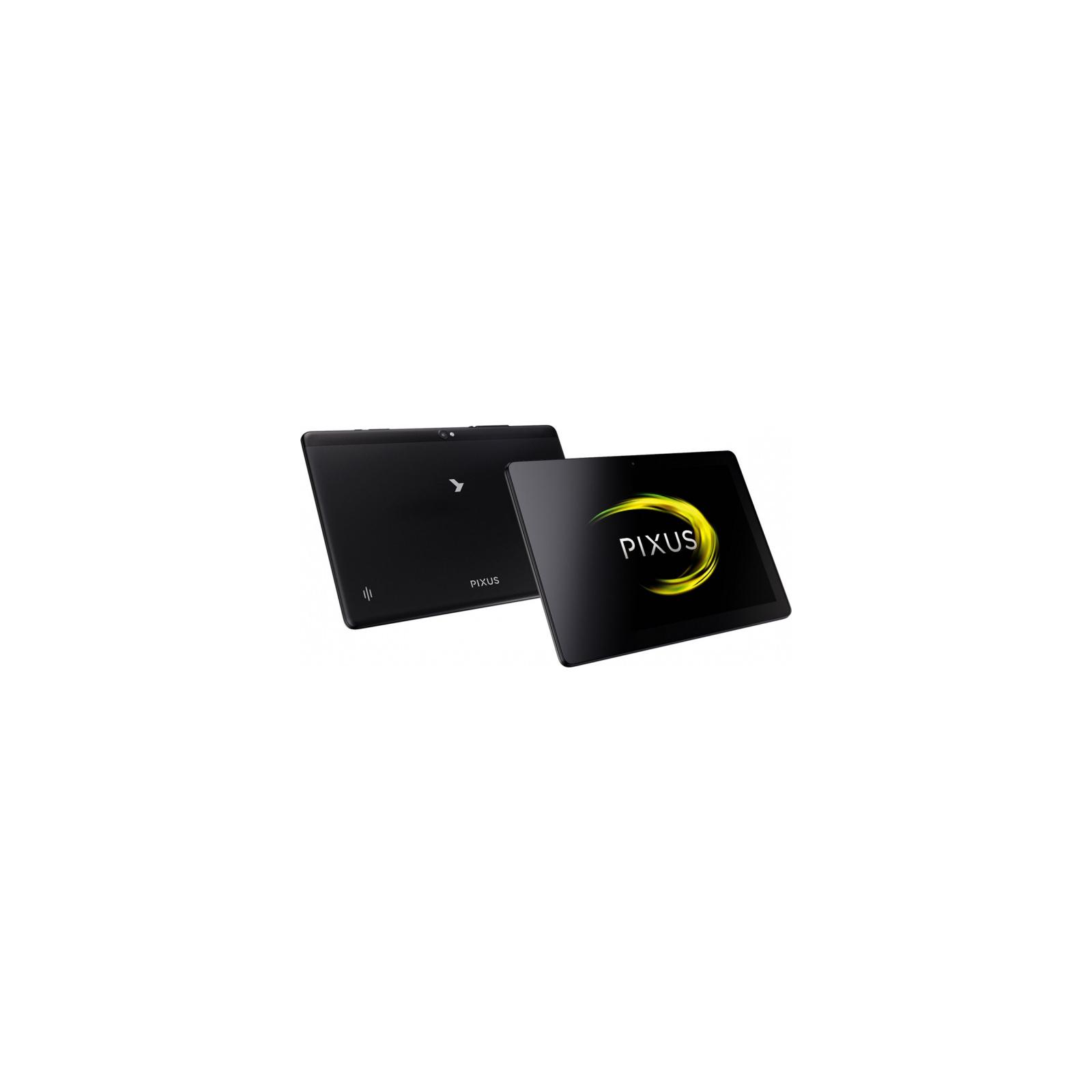"""Планшет Pixus Sprint 10.1"""", 1/16ГБ, 3G, GPS, metal, black (Sprint metal, black) изображение 6"""