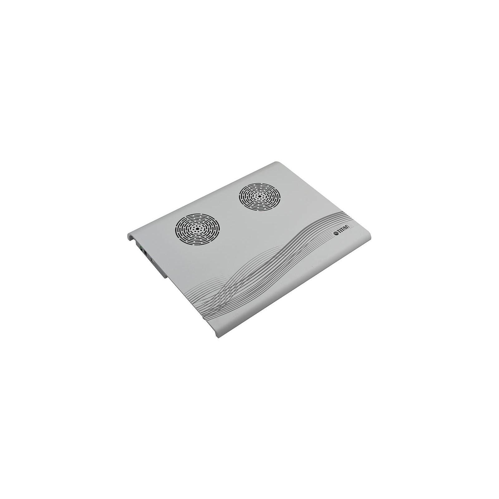 Подставка для ноутбука TITAN TTC-G3TZ/SB (TTC-G3 TZ/SB)