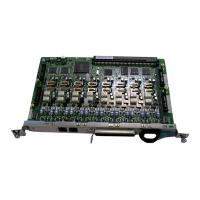 Плата расширения KX-TDA6181X PANASONIC