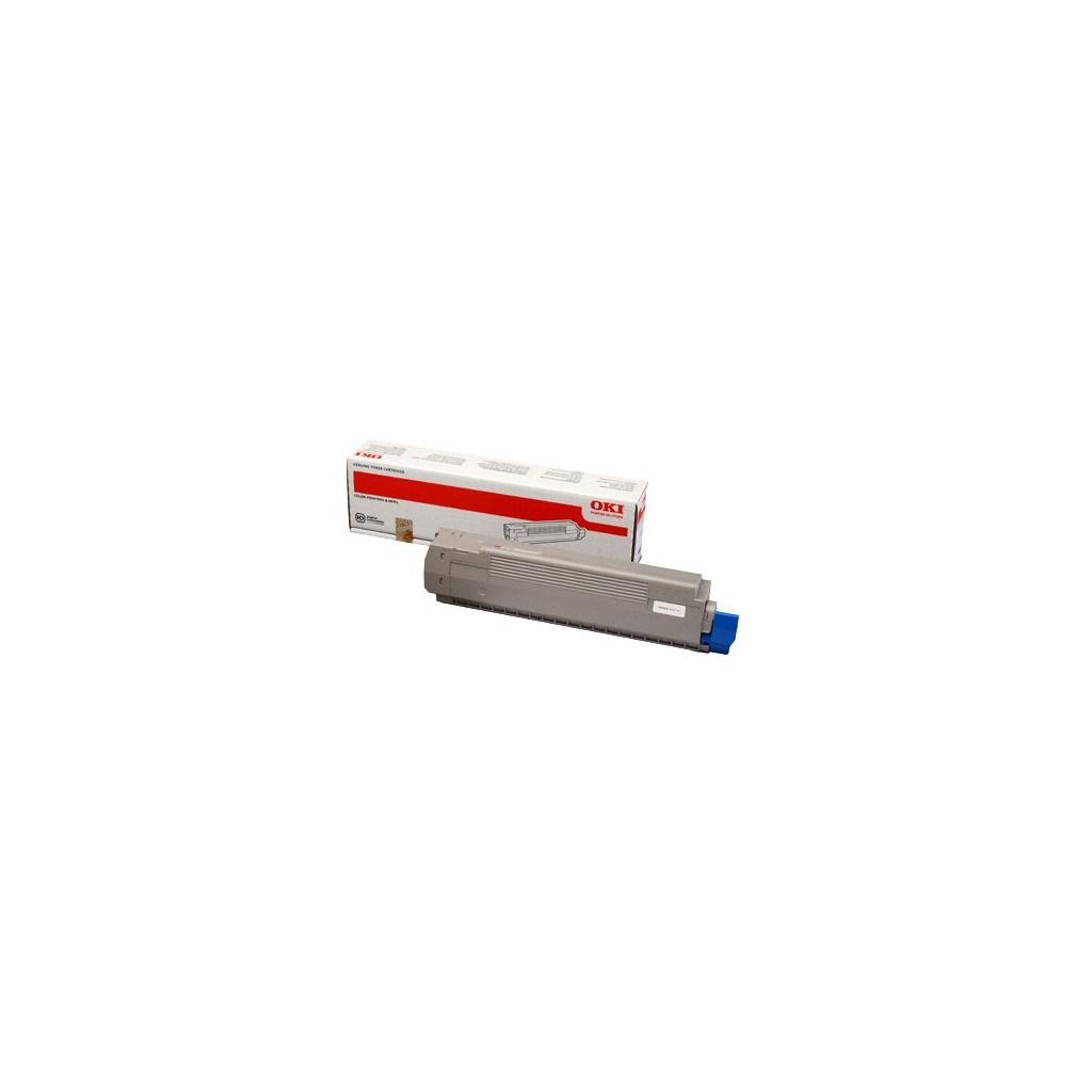 Тонер-картридж OKI C801/C821 Magenta (44643006)