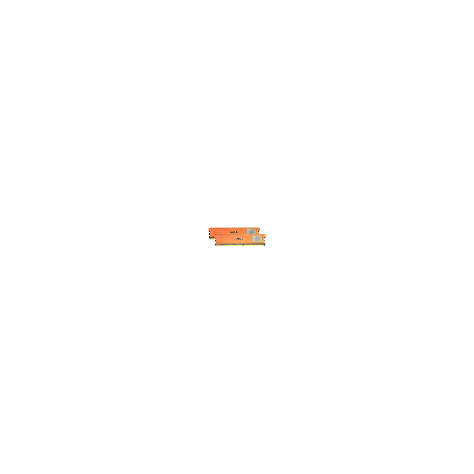 Модуль памяти для компьютера DDR2 4GB (2х2GB) 800 MHz GEIL (GX24GB6400C4UDC)