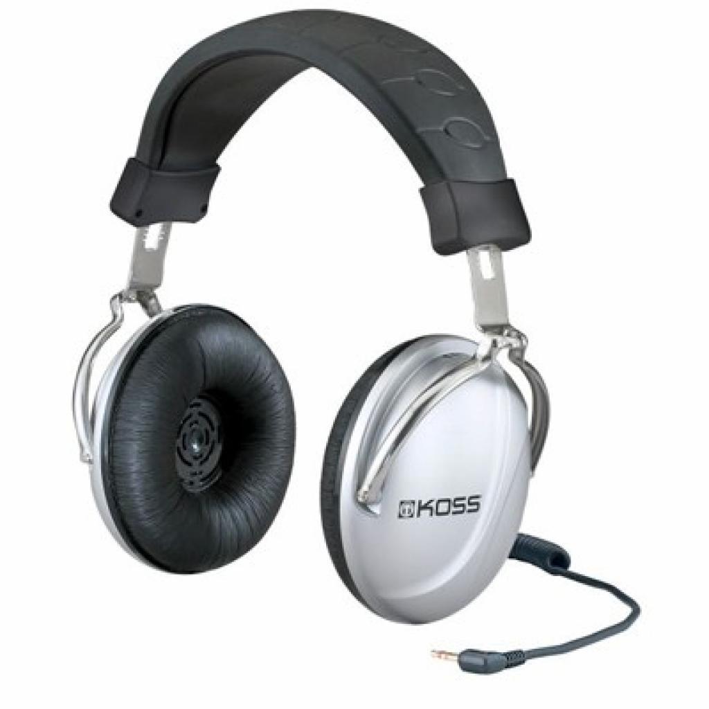 Навушники TD85 Silver KOSS ціни в Києві та Українi - купити в ... 7d3cf9bcfc8cc