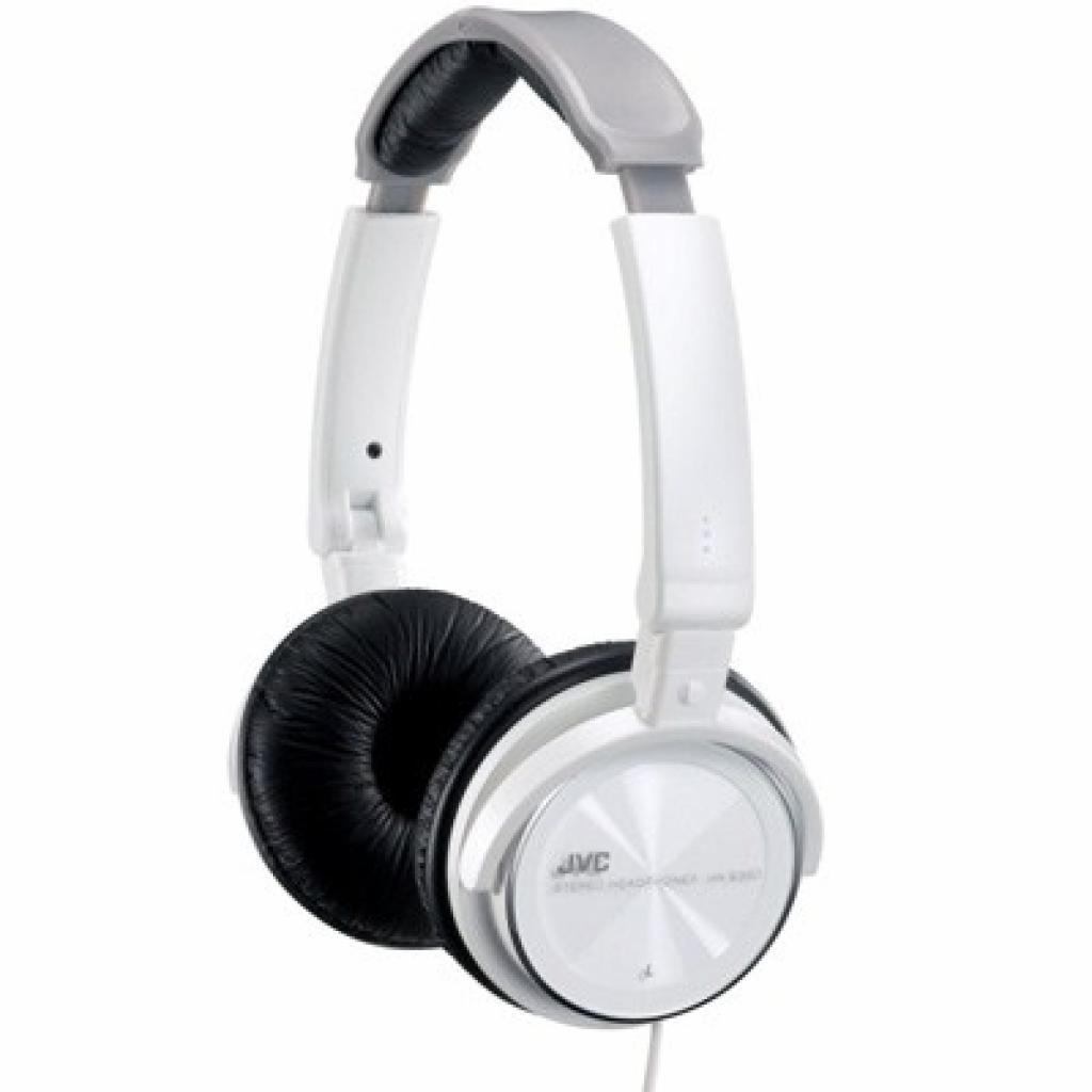 Наушники JVC HA-S360 White (HA-S360-W-E)