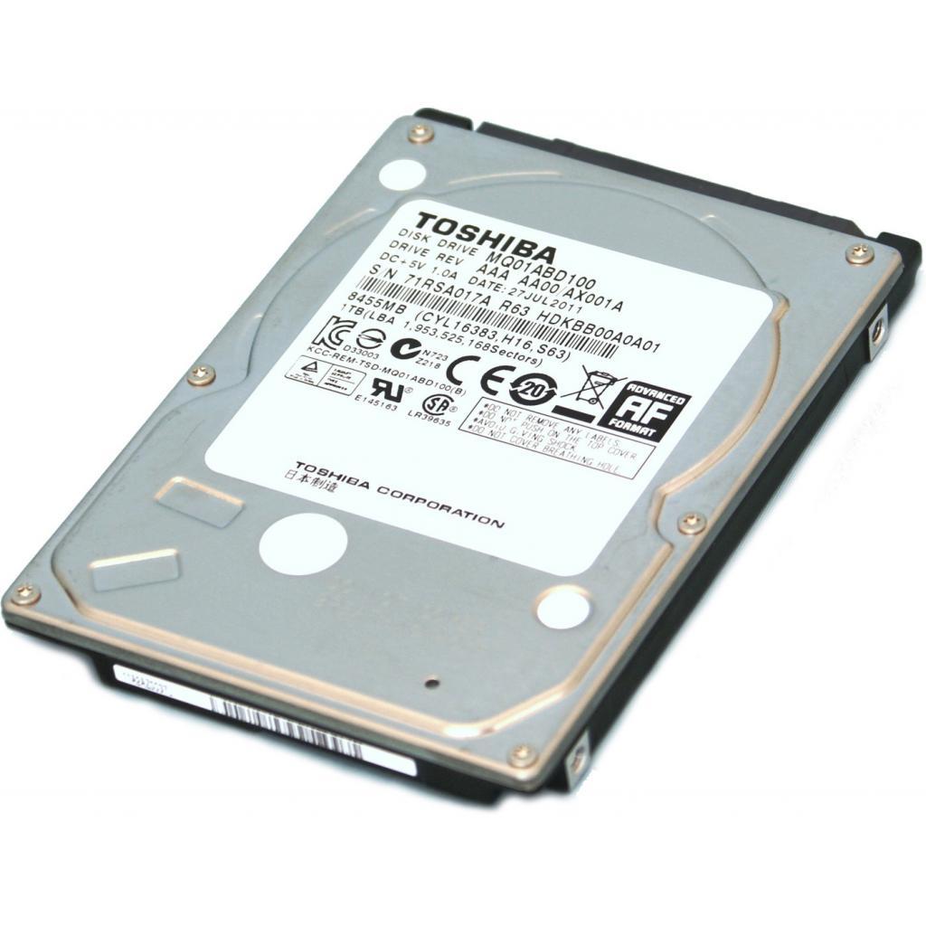 "Жесткий диск для ноутбука 2.5"" 1TB TOSHIBA (MQ01ABD100 / PX1829E-1HJ0)"