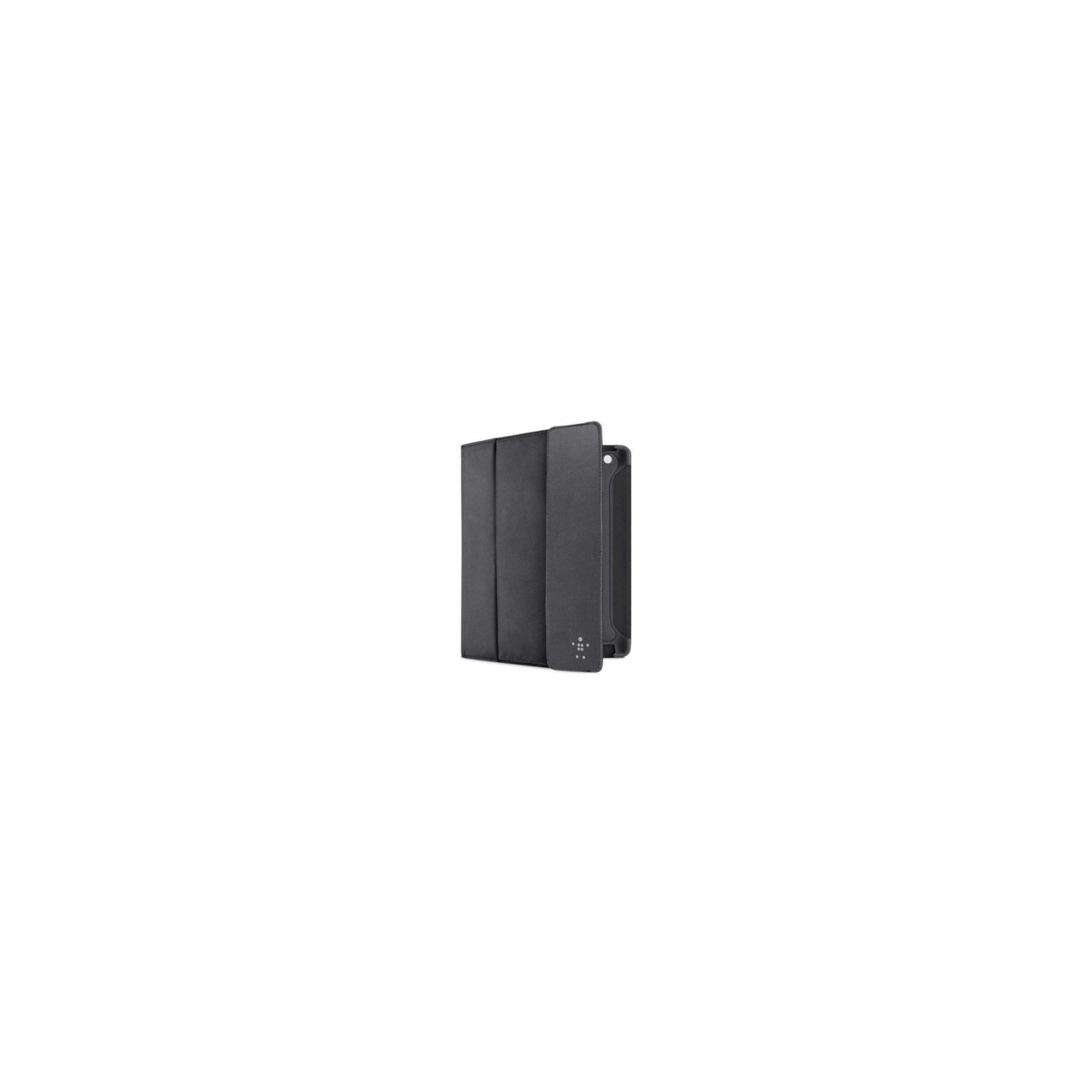 Чехол для планшета Belkin Folio Pocket POLY (Black) (F8N747cwC00)