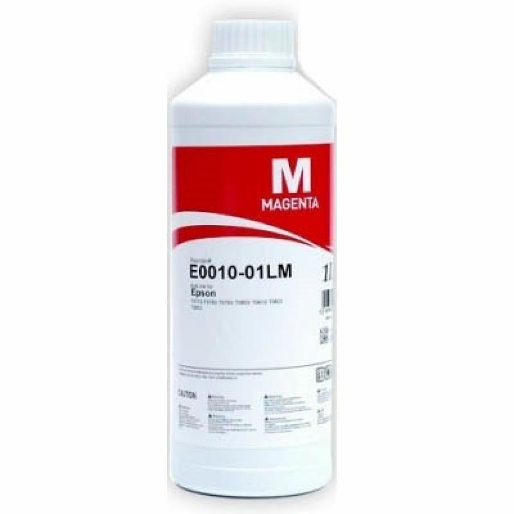 Чернила InkTec Epson R270/290 RX590/610/690/Magenta (E0010-01LM)