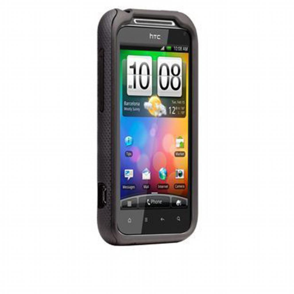 Чехол для моб. телефона Case-Mate для HTC Incredible S Tough - Black (CM013630) изображение 2