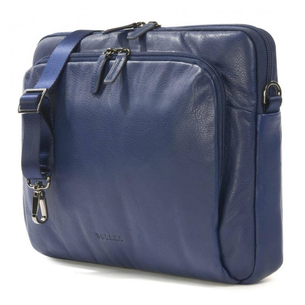 "Сумка для ноутбука Tucano 13"" One Premium sleeve/Blue (BFOP13-B) изображение 2"