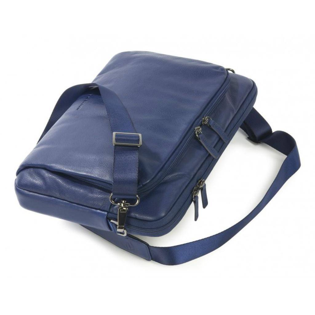 "Сумка для ноутбука Tucano 13"" One Premium sleeve/Blue (BFOP13-B) изображение 7"