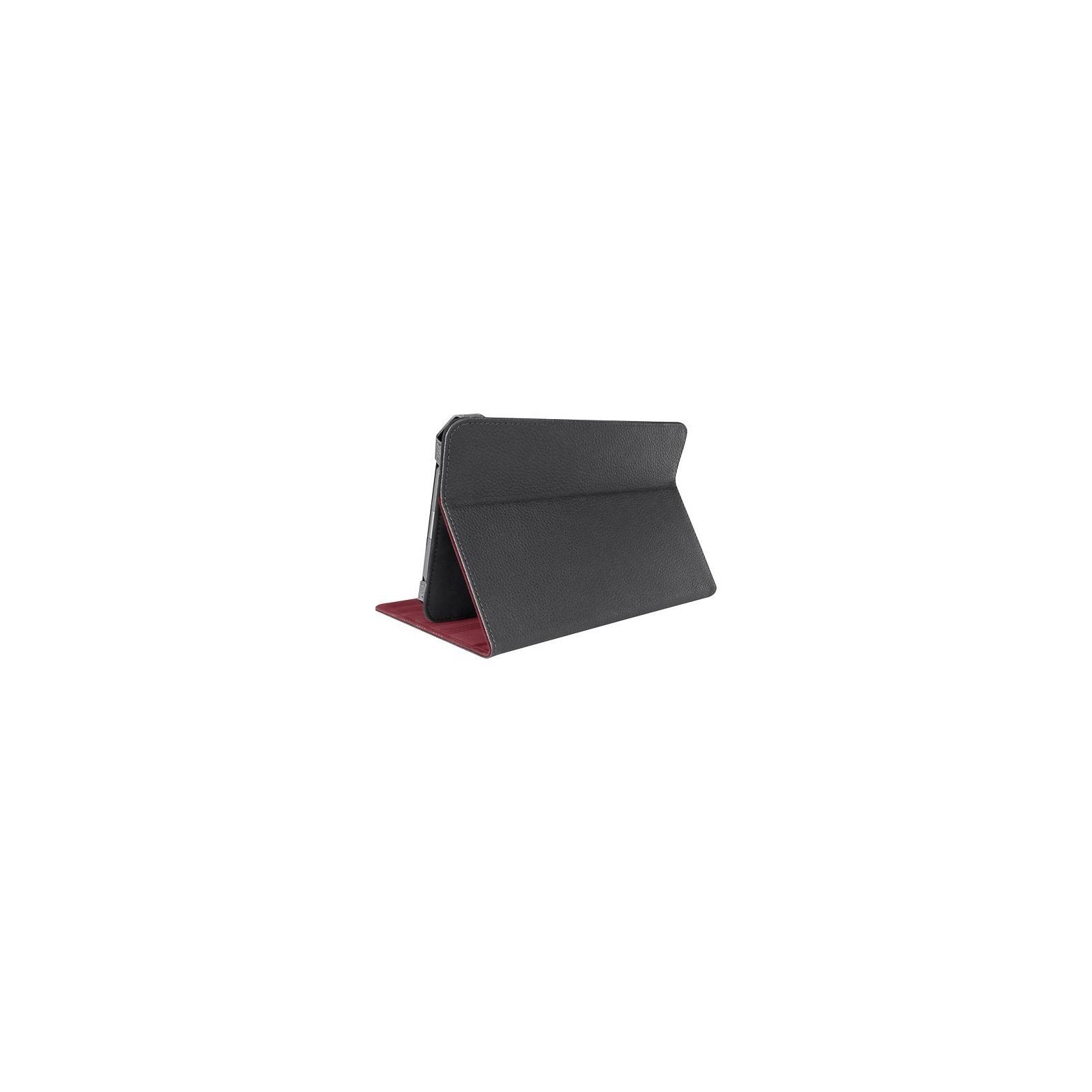 Чехол для планшета Belkin 7 Universal, Verve Tab Folio Stand black-red (F8N672ttC01)